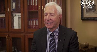 Ron Adkins on CBN