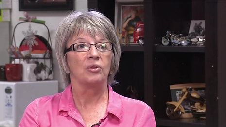 Pastor Dawn on CBN News