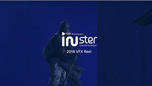 VFX REEL 2018