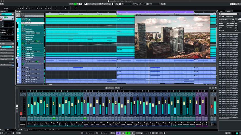 Composition Musique et  Sound Design