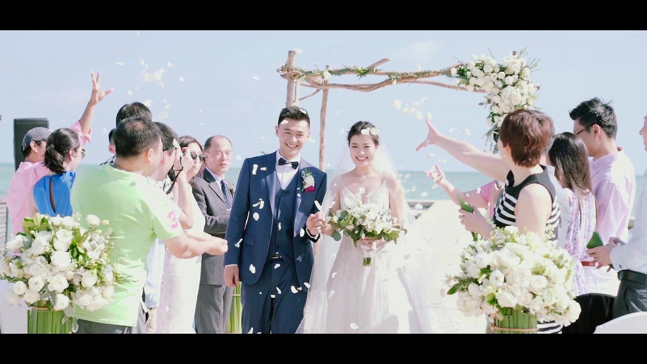 Overseas Wedding in Koh Samui