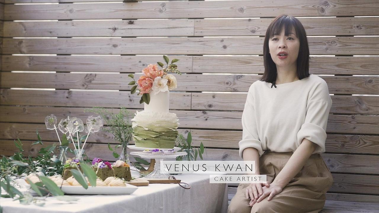 Cake Artist: Venus Kwan