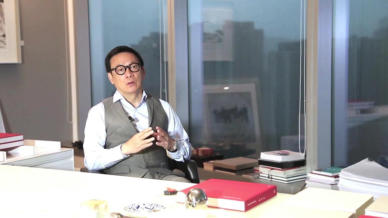 Interior Designer- Steve Leung
