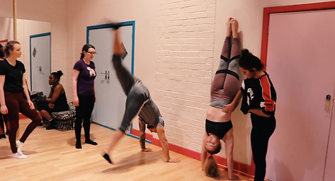 Handstand Workshop