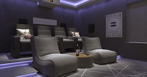 Playroom to Cinema