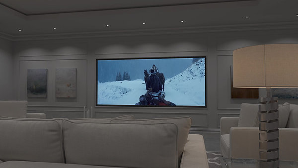 Luxury Lounge Cinema