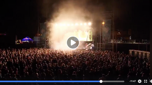 Turbonegro live at 11th Street Mode Festival 2019