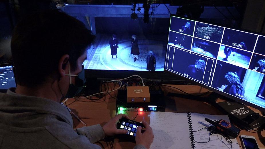 Θεατρικές Πραστάσεις Live Streaming