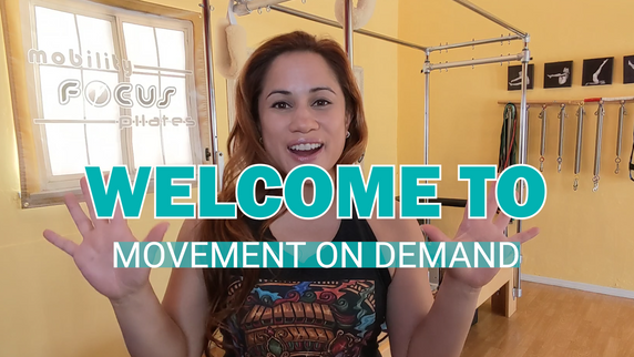 Welcome to Movement in Demand