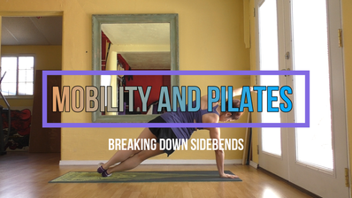 MOBILITY BREAKDOWN FOR THE SIDEBEND