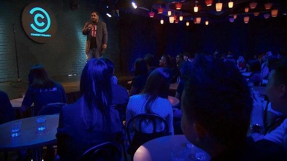comedy central KJ promo
