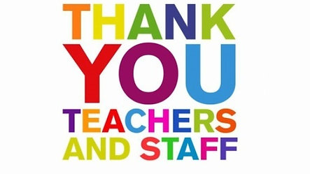 Staff Appreciation 2020