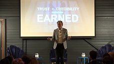 Trust and credibility must be earned
