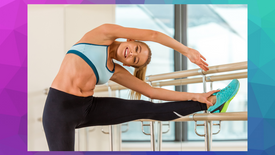 Total Body Barre Clip