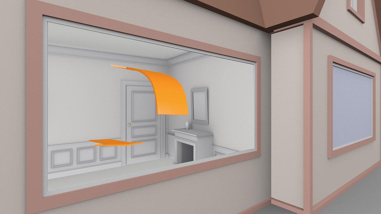 Exterior Condensation