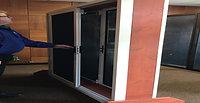 Safe Shield Sliding Door