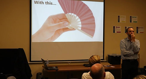 Steve Heroux Sales Presentation