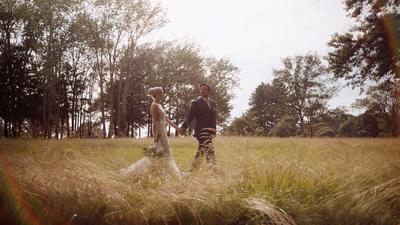 Lauren & Drew's Wedding Trailer
