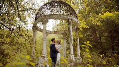 Olivia & Steve's Wedding Trailer