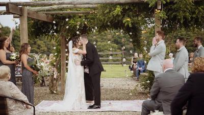 Jen & Josh's Wedding Trailer