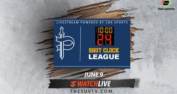 5PM - Pace Academy Shot Clock League: Pace Academy vs. Pebblebrook