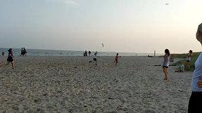 Beach Practice