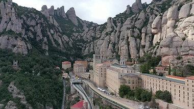 Day 1, Catalunya Trip 2020, Montserrat