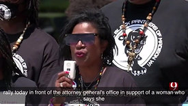 Protesters Gather Outside Oklahoma Attorney General's Office 08/08/20