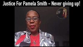 Pamela Smith never giving up!