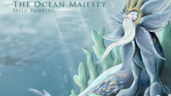 The Ocean Majesty - Speed Painting