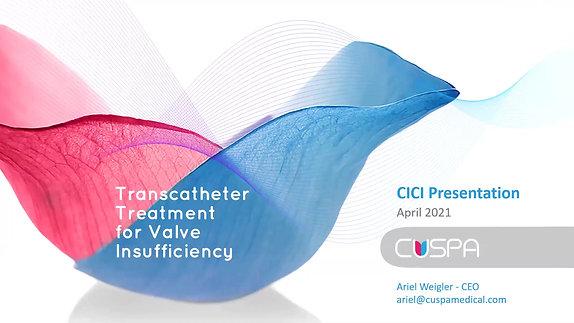 CICI Recording - Weigler