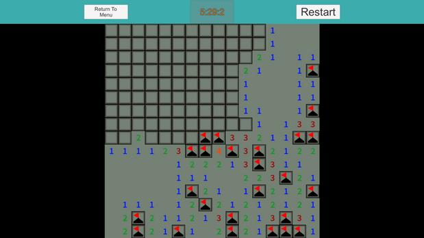 MineSweeper Clone