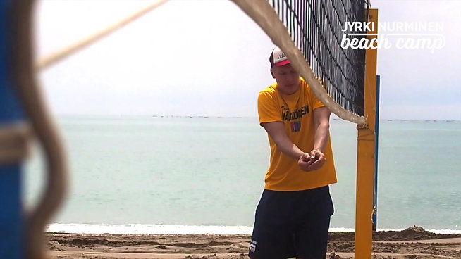 JNBV Beach Camp