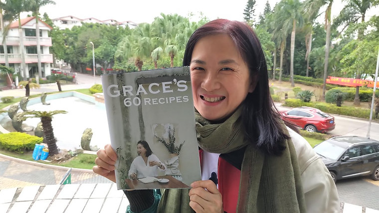 Grace's 60 Recipes