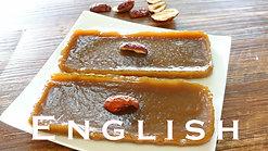 Chinese Jujube Pudding
