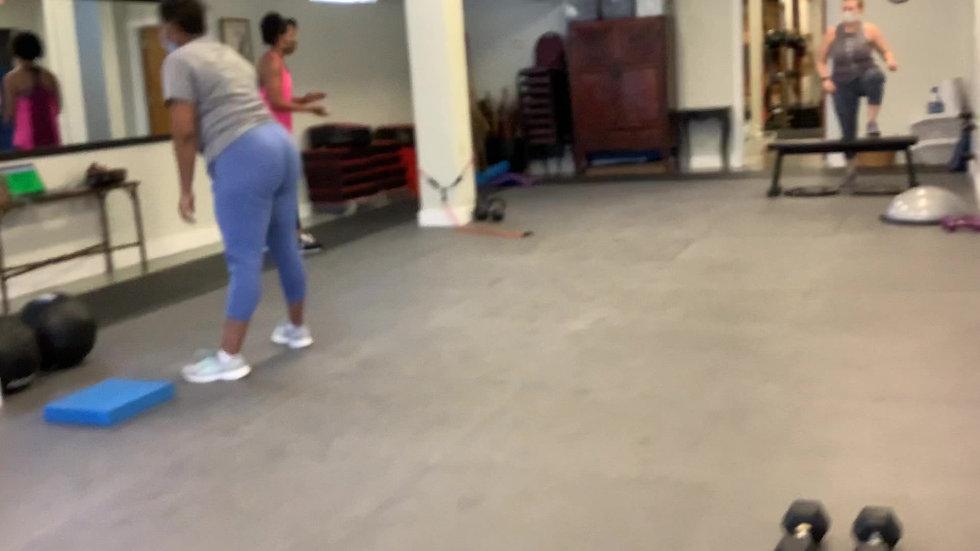 Fun Partner workouts