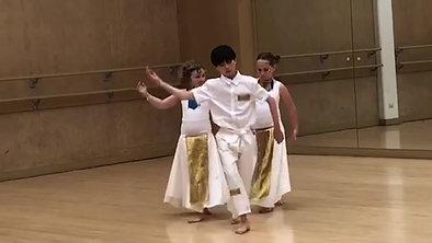 Junior Dance Company Spring 2018