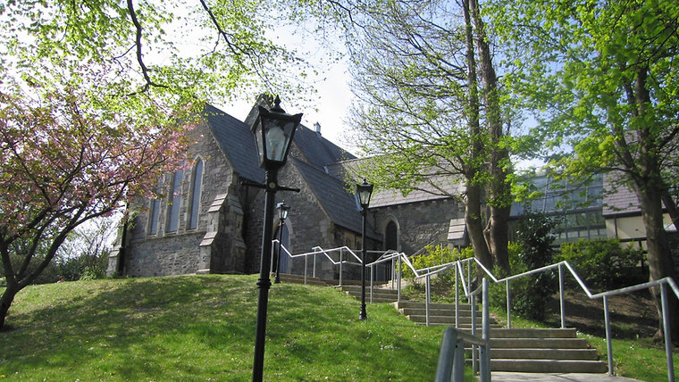 St. Patrick's Church Greystones