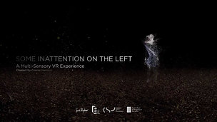 Some Inattention On The Left | VR Experience