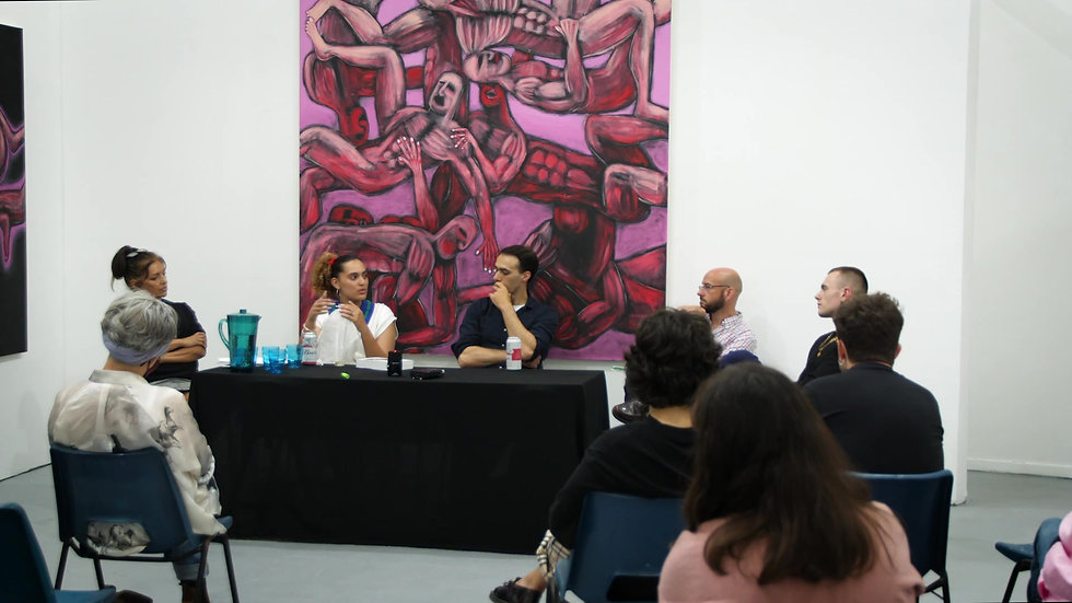 Is Art the Answer? Art and the Male Mental Health Crisis
