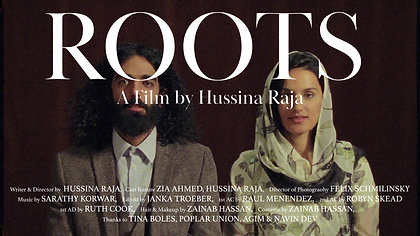 'Roots' by Hussina Raja