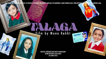 'Talaga' by Mona Bakht
