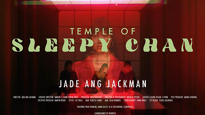 'The Temple of Sleepy Chan' by Jade Ang Jackman