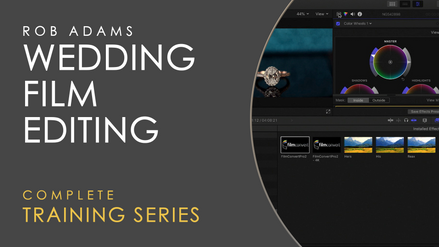 Wedding Film Editing Course
