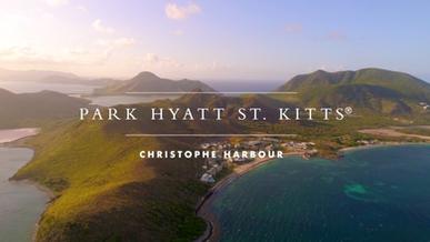 Park Hyatt St. Kitts - Vacation Property Branding