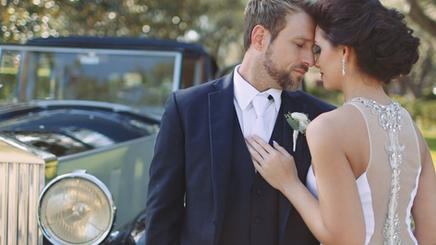 CHRISTINA & VINCENT • ORLANDO DESTINATION WEDDING