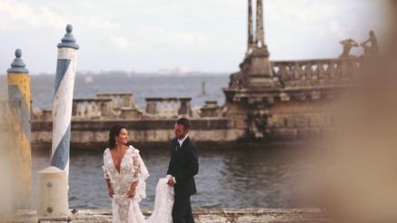 NELLY & CHRIS • MIAMI DESTINATION WEDDING