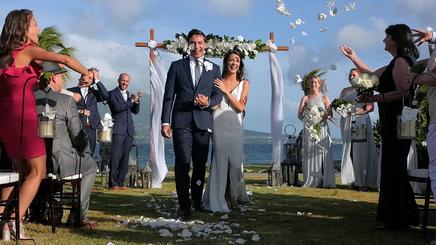 LINDSEY & JEREMY • ST. KITTS AND NEVIS DESTINATION WEDDING
