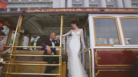 JENNA & EDDIE • SAN FRANCISCO CITY HALL