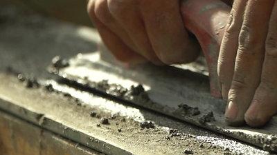 Interlock - Putney - Concrete Pour